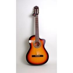 AC965H - Cutaway Klasik Gitar (Sunburst)
