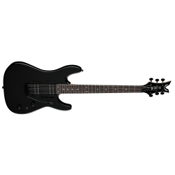 VNXMTMBK - Vendetta XM Tremolo Elektro Gitar - Metallic Black