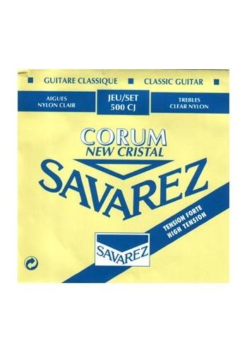 Corum Crystal Blue Forte - Tansiyon Gitar Teli