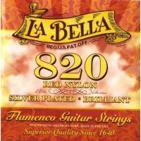 Elite Series Flamenco Red Nylons - Klasik Gitar teli