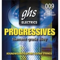 Progressives 09-46 Custom Light - Elektro Gitar Teli