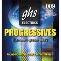 Progressives 09-46 Custom Light - Elektro Gitar Teli