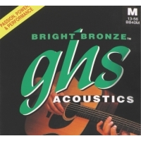 BB40M - Bright Bronze 14-60 Medium - Akustik Gitar Teli
