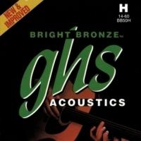 BB50H - Bright Bronze 14-60 Heavy - Akustik Gitar Teli