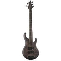 John Moyer Havok - 5 Telli Bass Gitar - Black