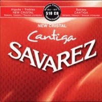 Cantiga Crystal Rouge -  Normal Tansiyon Klasik Gitar Teli