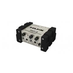 PHT2 - Çoklu Kulaklık Amplifikatörü