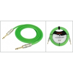 IM201PRG - 6 Metre Enstrüman Kablosu - Yeşil