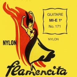 170 - Flamencita Normal/Light Klasik Gitar Teli