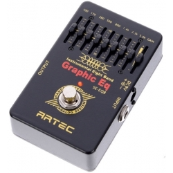 SEEQ8 - 8 Band Grafik EQ Pedal