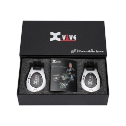 U2 - 2,4 Ghz Şarjlı Wireless Sistem (Siyah)