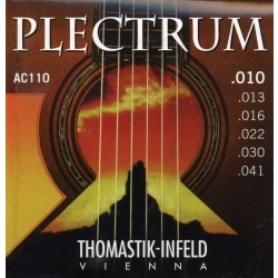 AC110 - 10/41 Plectrum Bronze (Extra Light) - Akustik Gitar Teli
