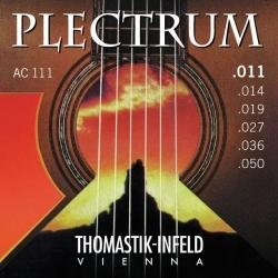 AC111 - 11/50 Plectrum Bronze (Light) - Akustik Gitar Teli