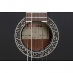 1C - Klasik Gitar Black Satin