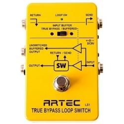 LS1 - Tek Kanal Loop Switch Pedal