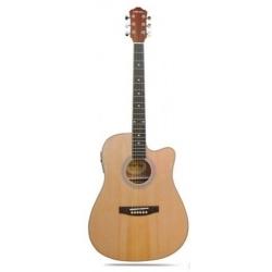 CCG-300LHCEQ Clariss Solak Elektro Akustik Gitar