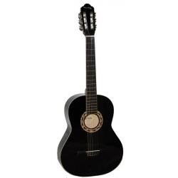 CCG100BK - Claris Klasik Gitar (Siyah)