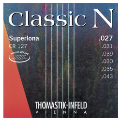 CR127 - Classic N Superlona - Klasik Gitar Teli