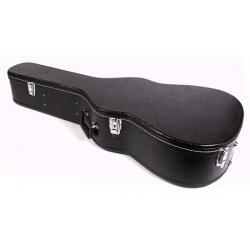 CRW500D - Krom Aksamlı Akustik Gitar Hard Case