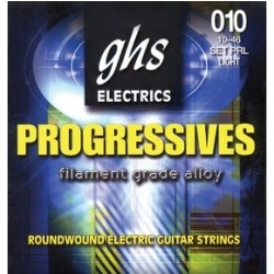 Progressives 10-46 Light - Elektro Gitar Teli