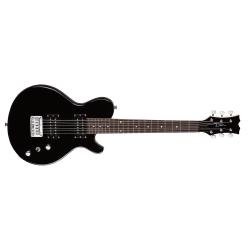 EVOJCBK - Evo Mini Elektro Gitar - Classic Black