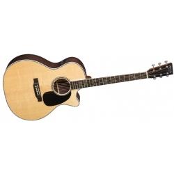 GPC Aura GT - Elektro Akustik Gitar ve Case