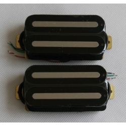 HXTN-B(BK) - Double ''Ni'' Hot Rail Humbucker Pickup