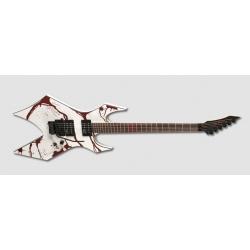 JJSW2 - Joey Jordison Warlock II - Elektro Gitar