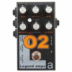 Legend Amps - O2