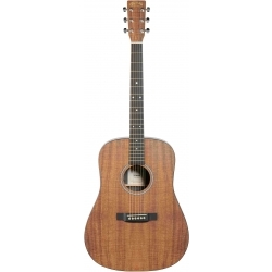11DX1E-01 - Naturel Koa Elektro Akustik Gitar