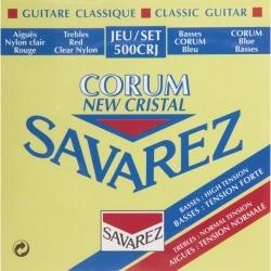 540CRJ - New Cristal Red/Blue Normal Tension - Klasik Gitar Teli