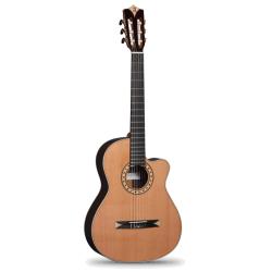 CS-3 Crosover Kesik Kasa Klasik Gitar