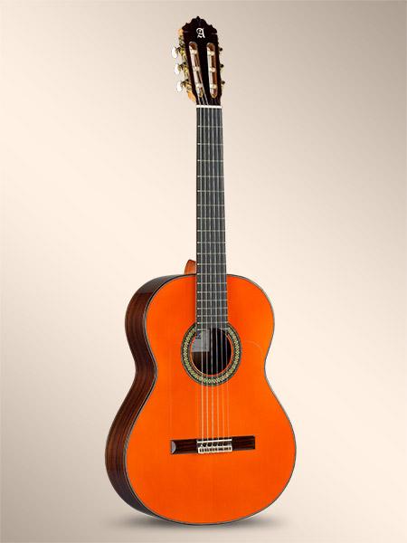 7Fp Flamenko Gitar