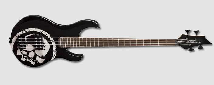 John Moyer Havoc Skull One - Bass Gitar