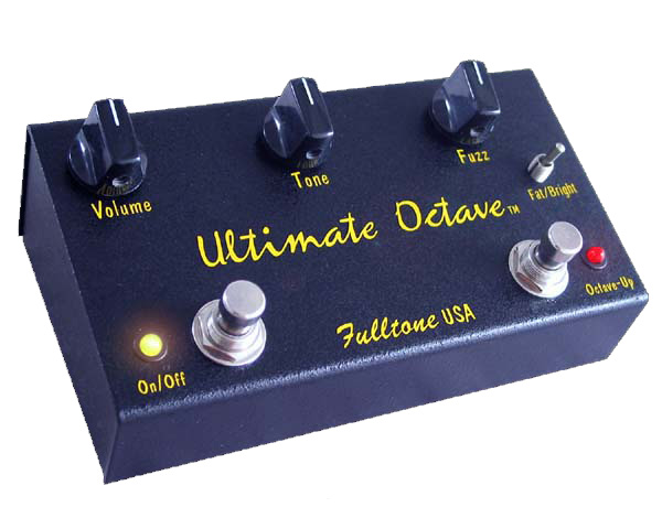 Ultimate Overdrive - Distortion & Octave