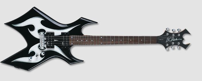 Warlock Metal Master Blade - Elektro Gitar